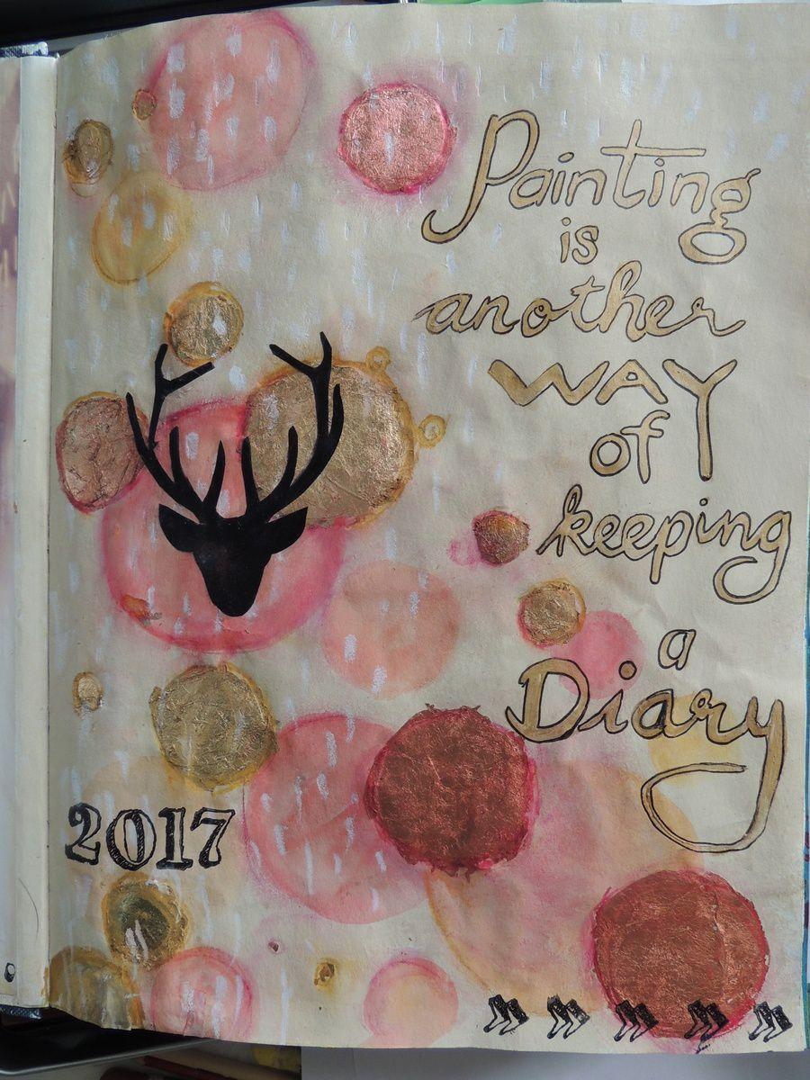 January journaling
