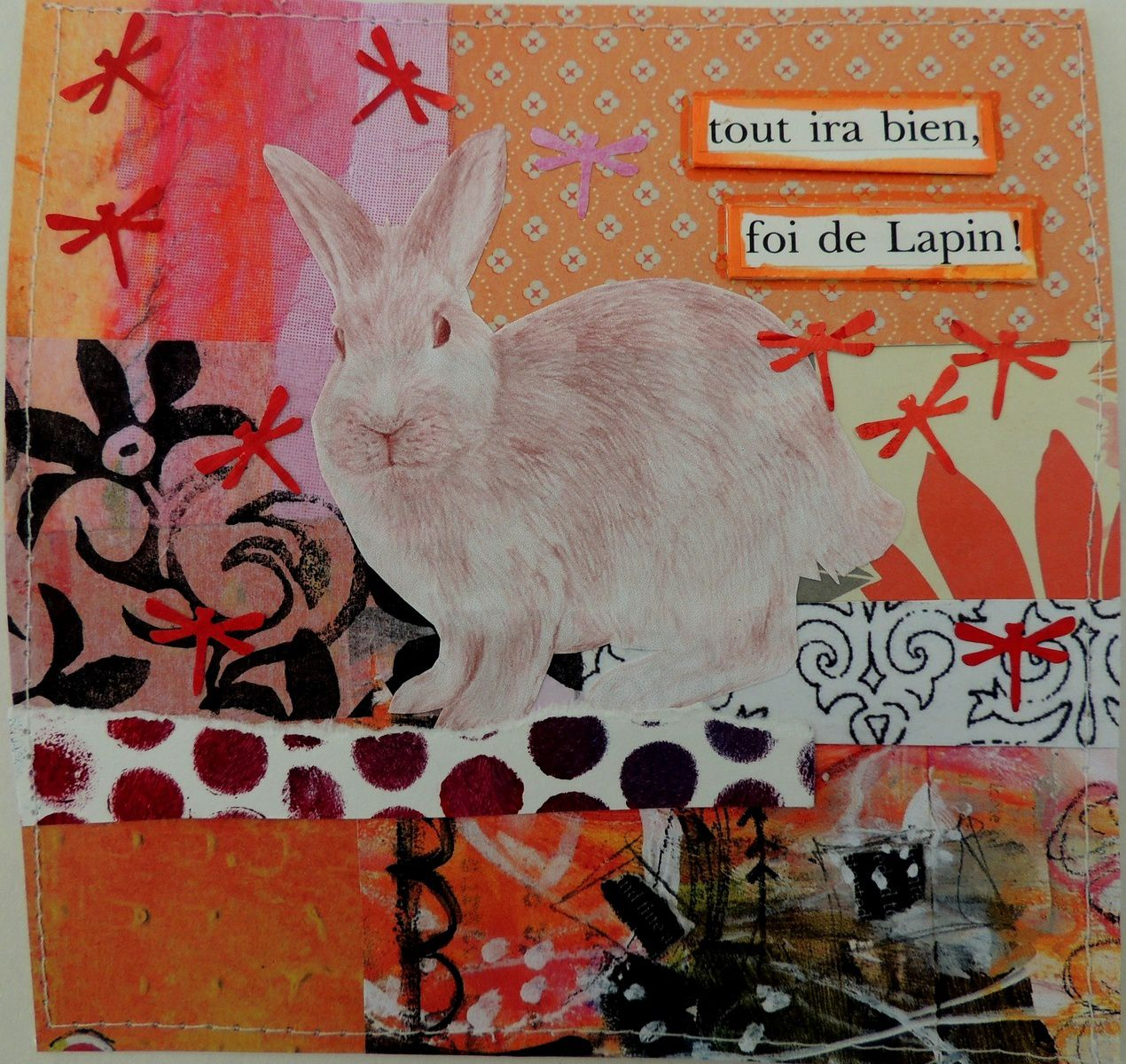 Pâques - Easter greetings