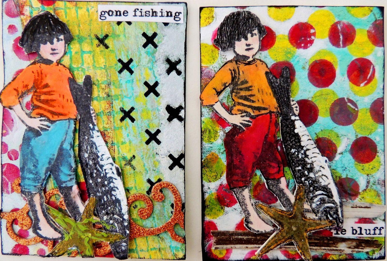 La pêche! - Go fish!