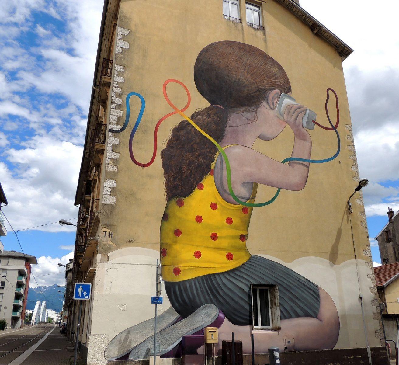 Art pour tous - it's free! - streetart