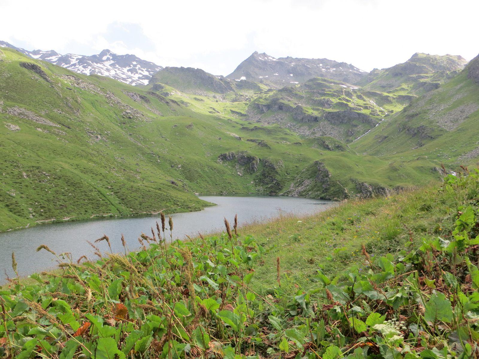 Randonnée Montagne - Lacs de Montfiot - Pointe de la Masse (Vanoise)