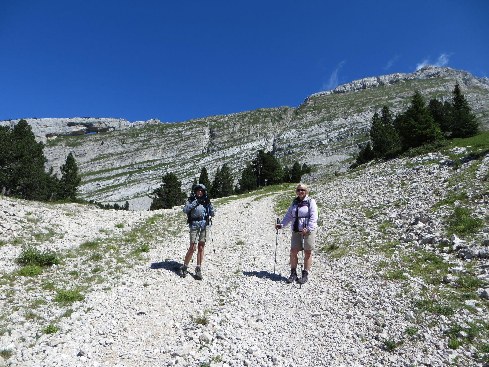 Randonnée Montagne - Petite Moucherolle (Vercors)