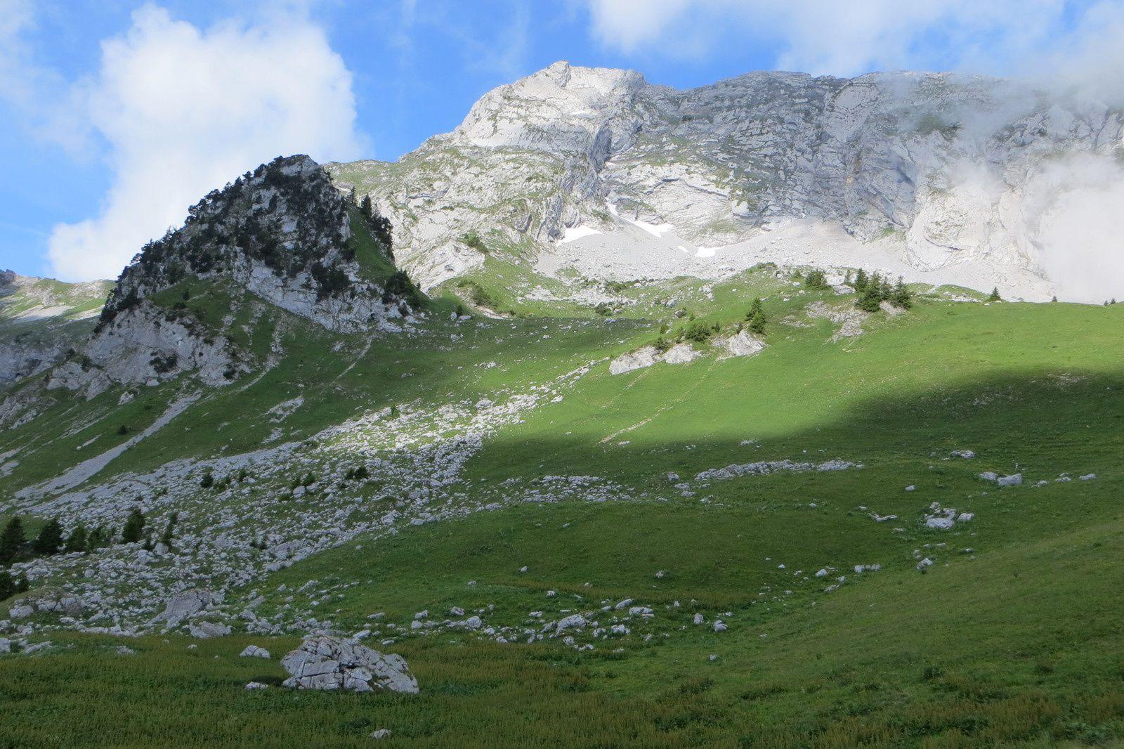 Randonnée Montagne - Pointe d'Arcalod (Bauges)