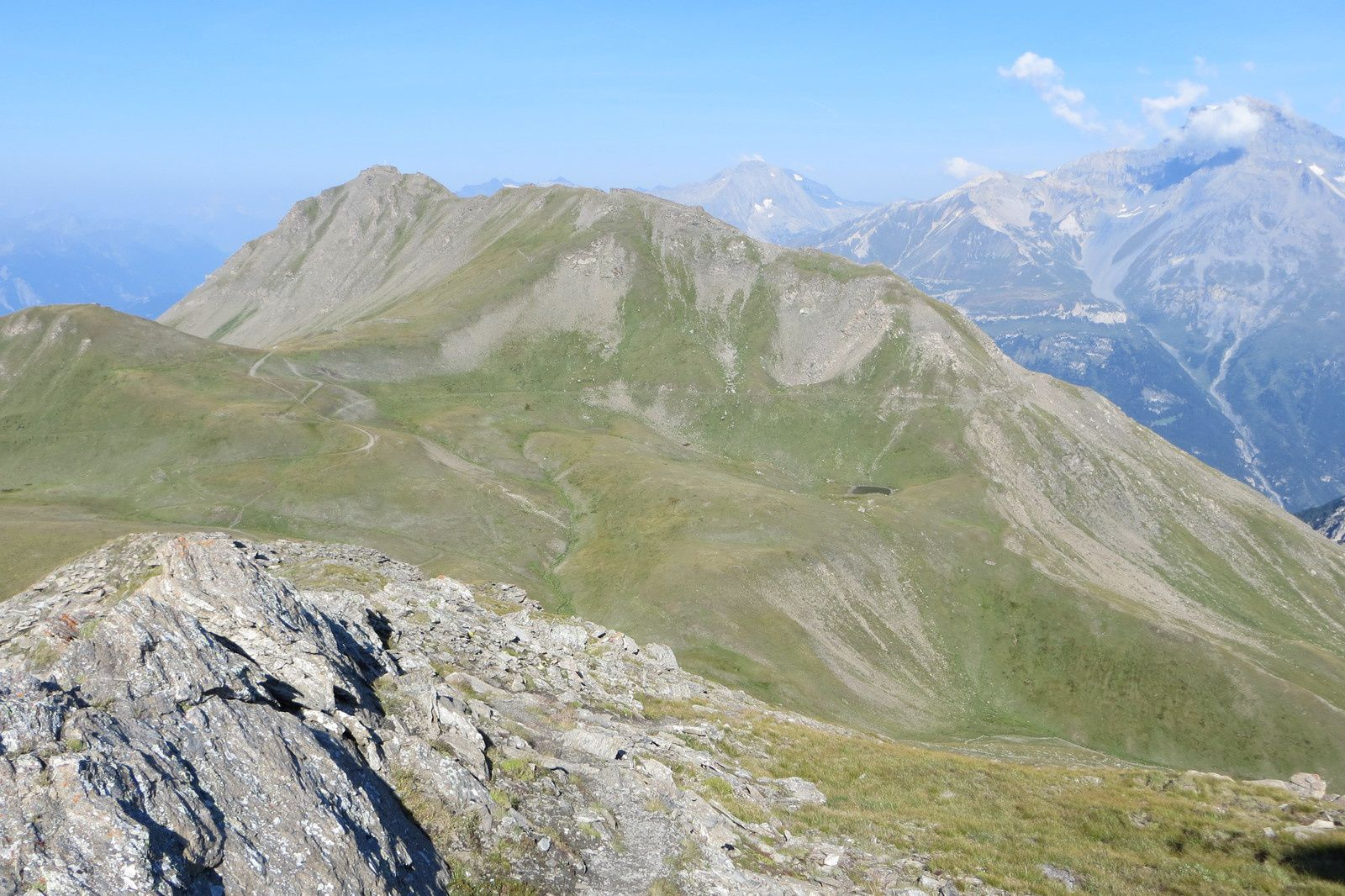 Mont Froid 2822m
