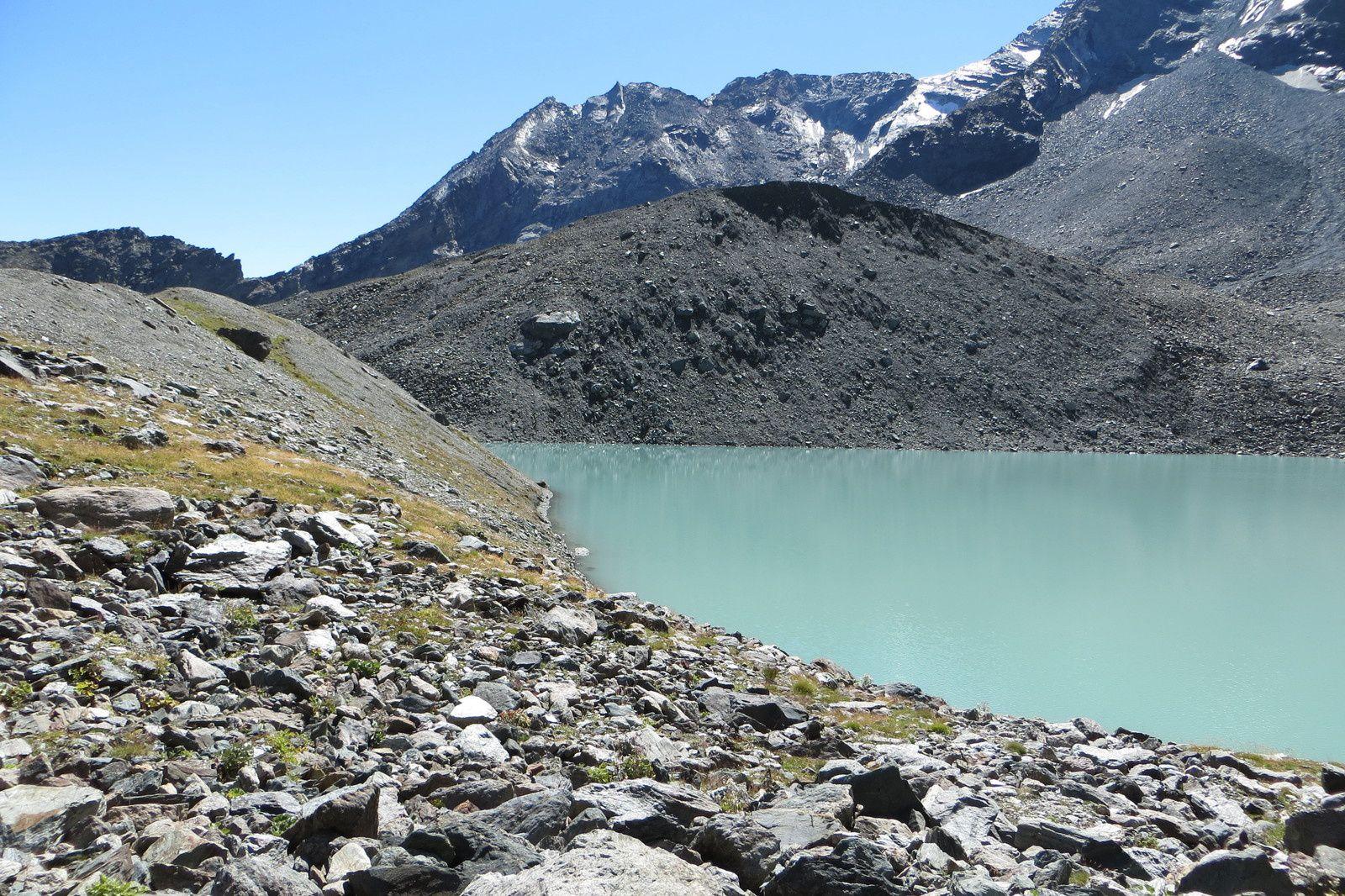 Le 2° lac