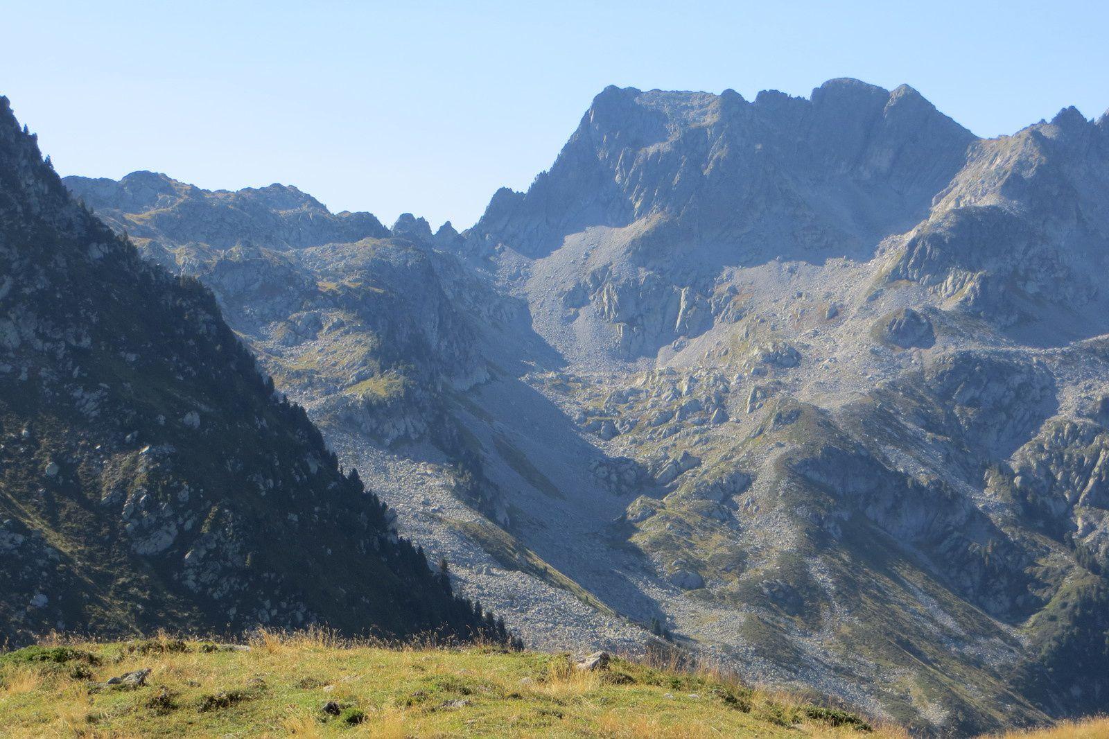 Grande Roche Blanche 2326m