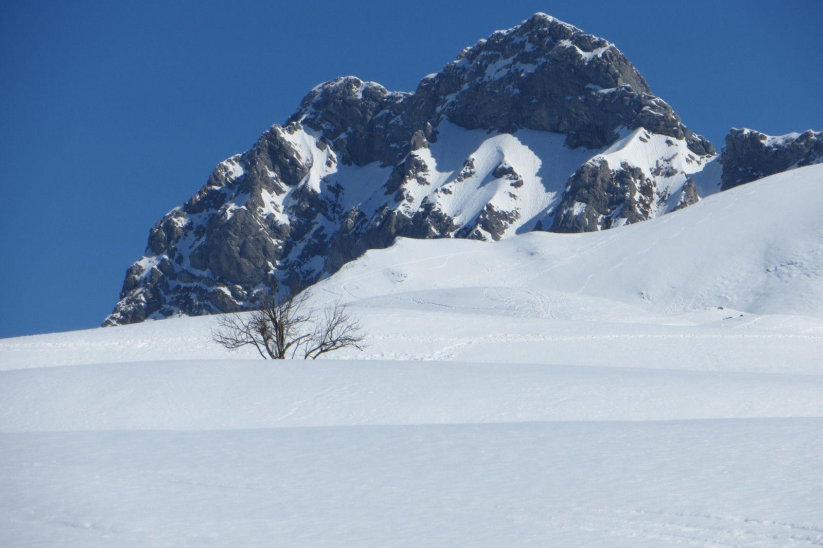 Pointe d'Arcalod 2217m