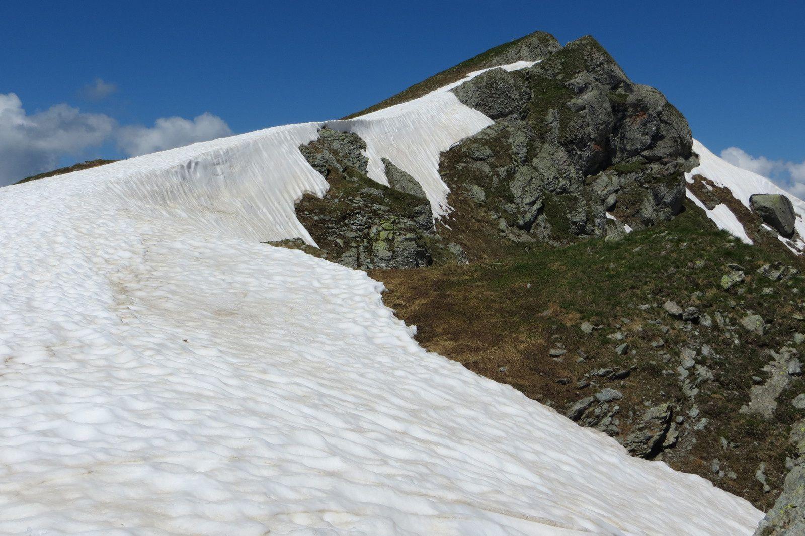 Pointe de Valbuche 2629m
