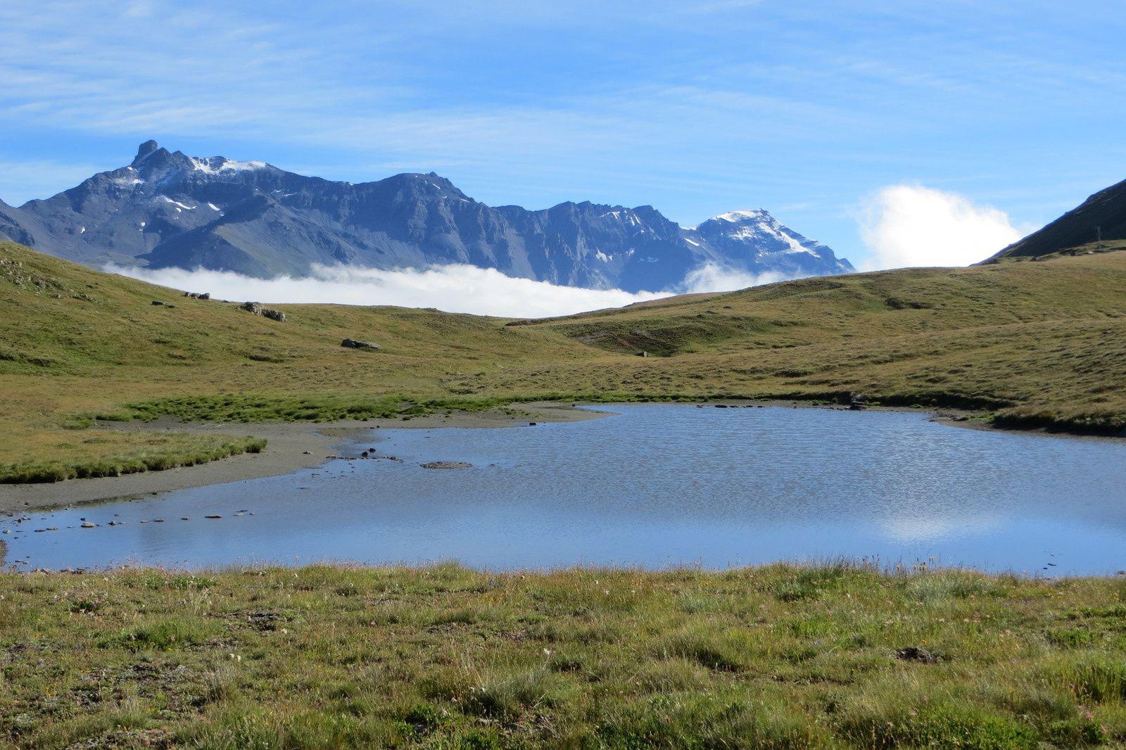 Lac de Sollières 2421m