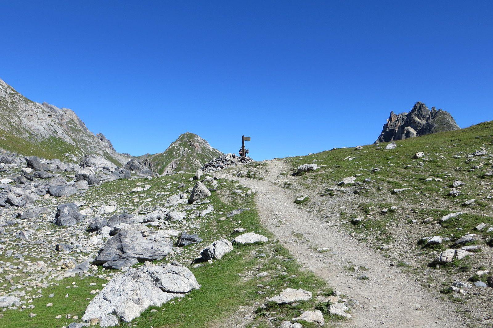 Col des Cerces 2574m