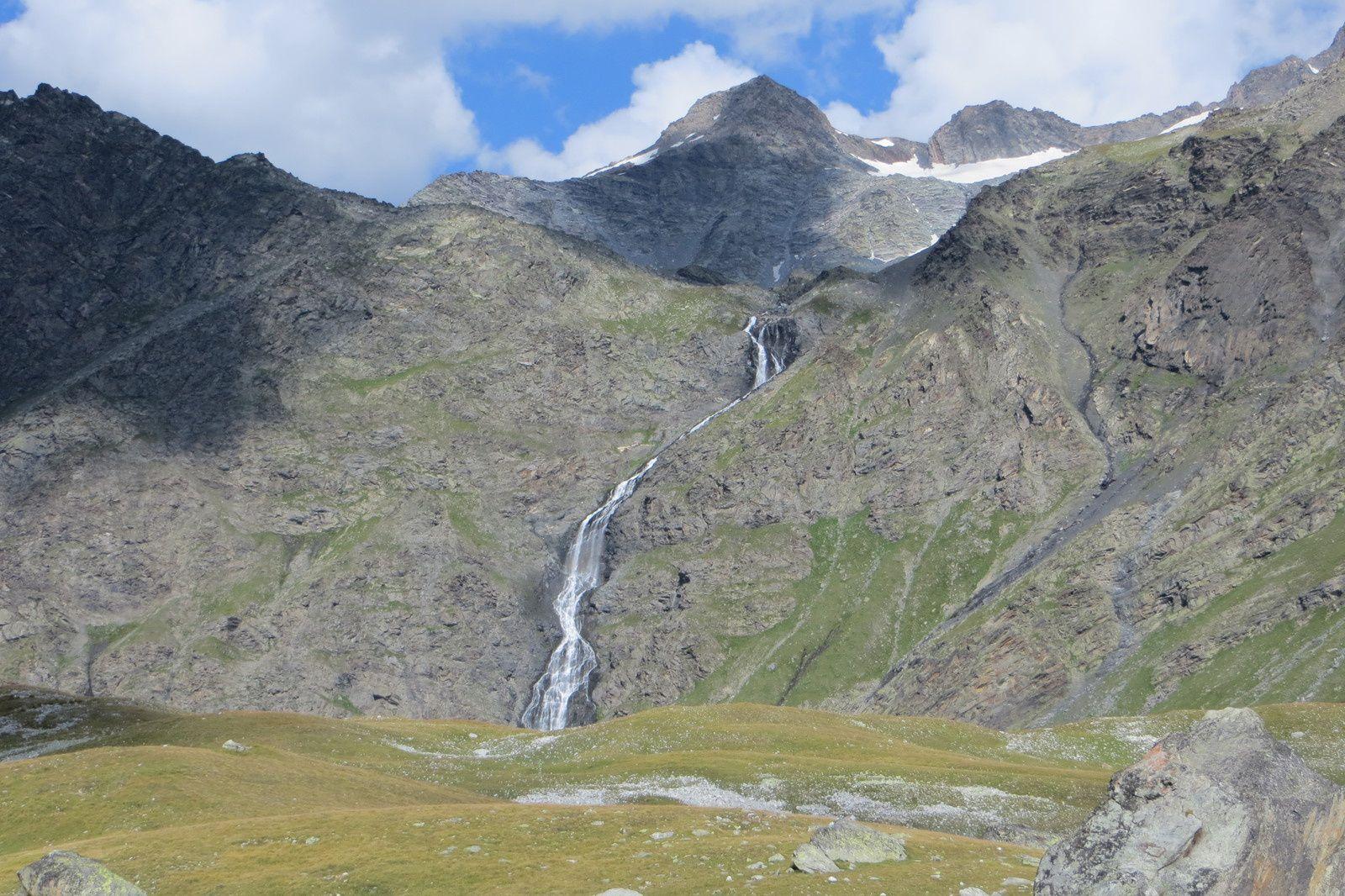 Pointes Renod et du Bouchet - Glacier de Chavière