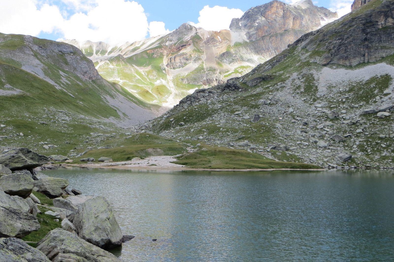 Lac de la Partie 2456m
