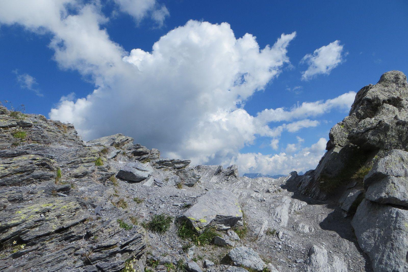 Col de Chavière 2796m