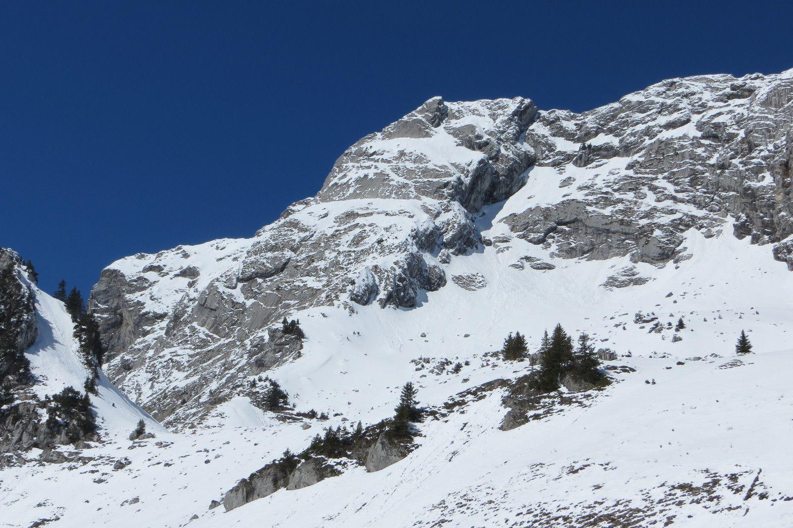 Pointe d'Arcalod 2237m