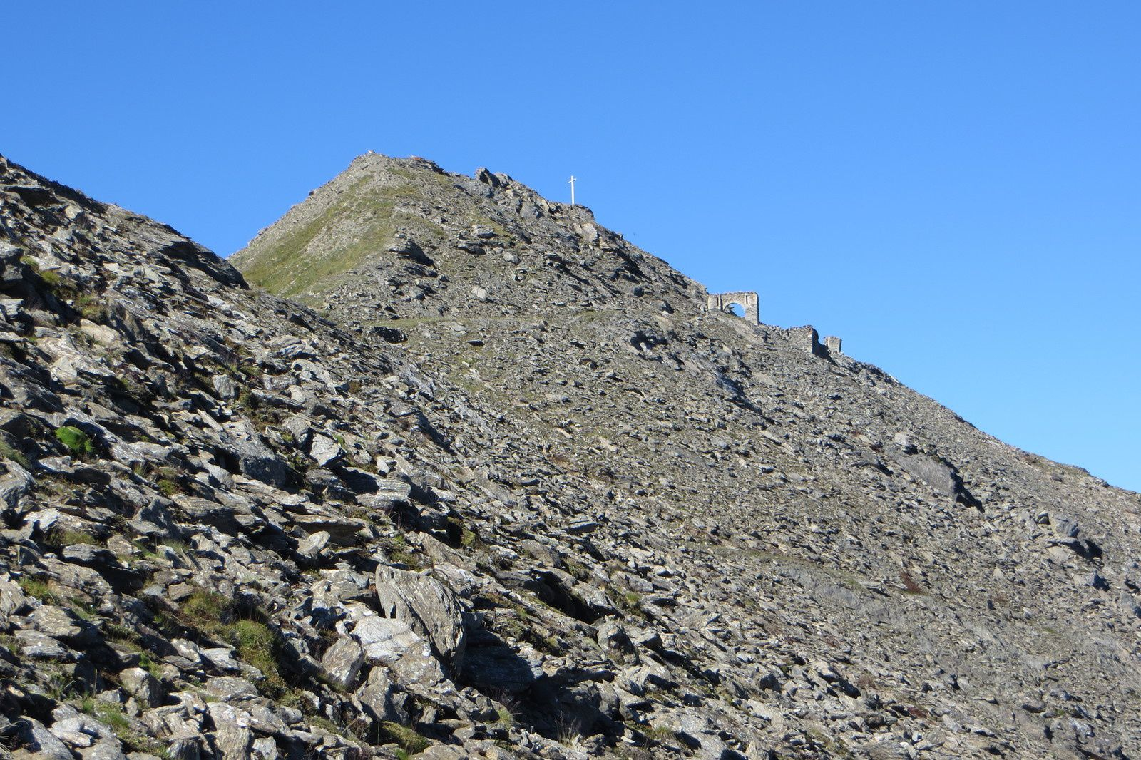 Mont Froid - Fort Ouest