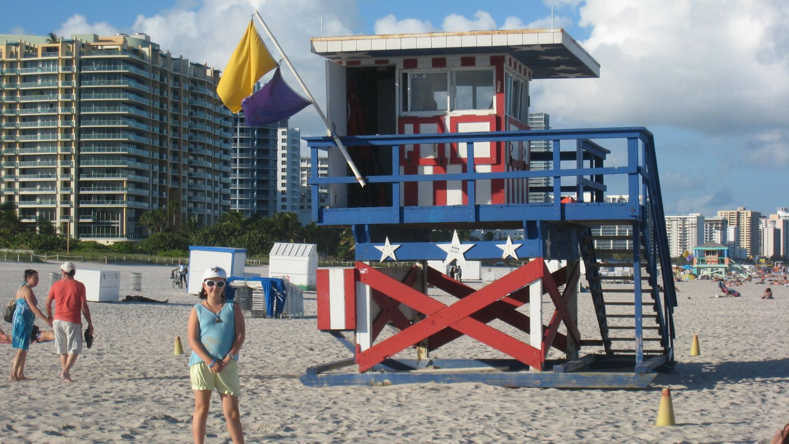 Pour finir : Ocean Drive et Miami Beach !!!!