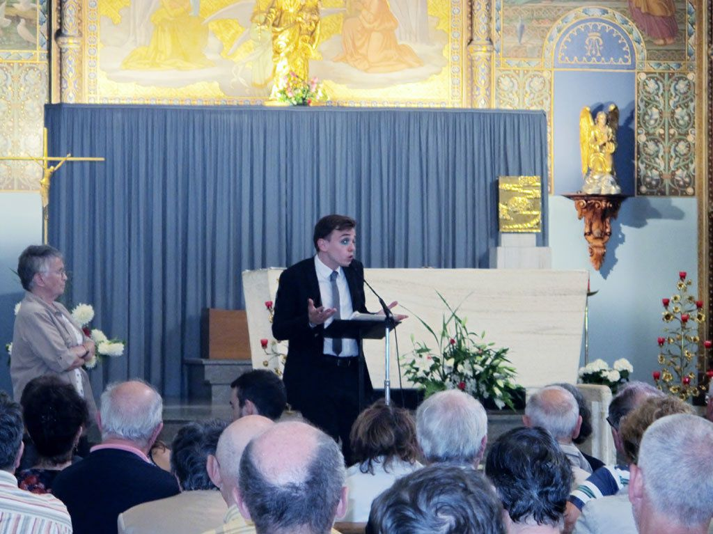 CONCERT d'ORGUE avec THOMAS OSPITAL