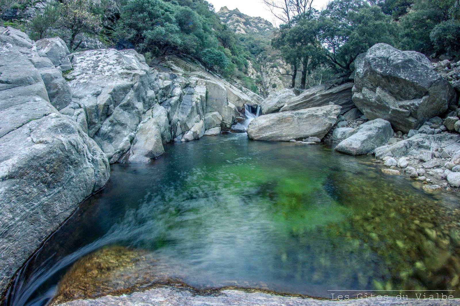 Balade et photos dans les gorges d'Héric