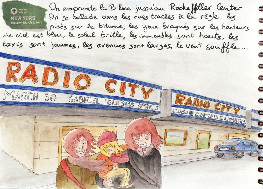 NYC2 : 15 - RADIO CITY