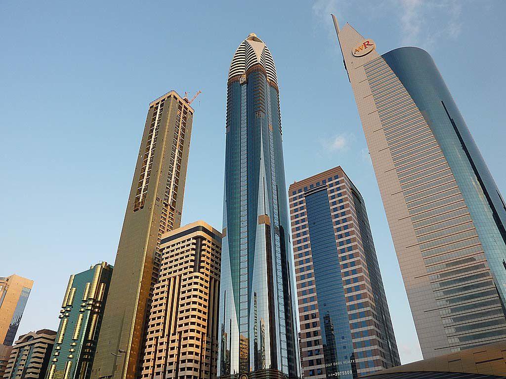 Al Fahidi Fort/Sheikh Zayed Road/Mall of The Emirates (Indoor Ski Slope)/Burj Al Arab (Hotel 7 étoiles)/Jumeirah Hotel/