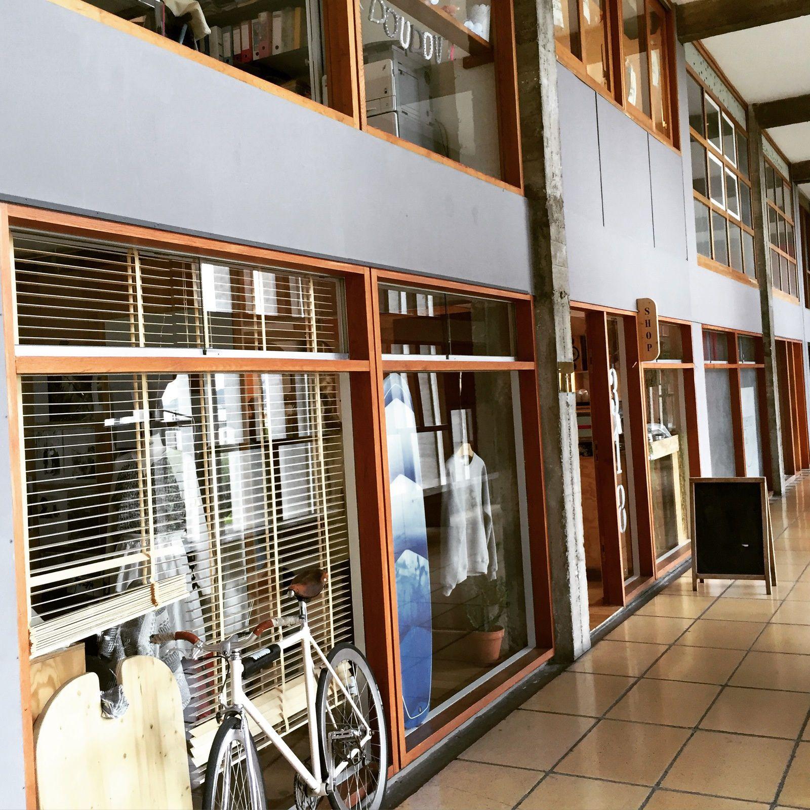 Unité d'habitation Le Corbusier -La Cité Radieuse-