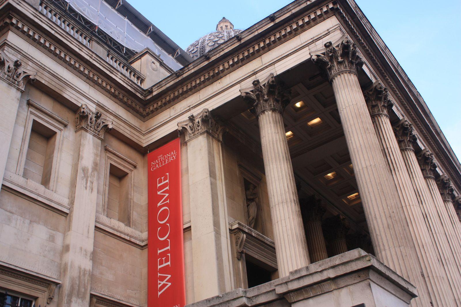 London Eye / Museum of London / The National Gallery / Trafalgar Square