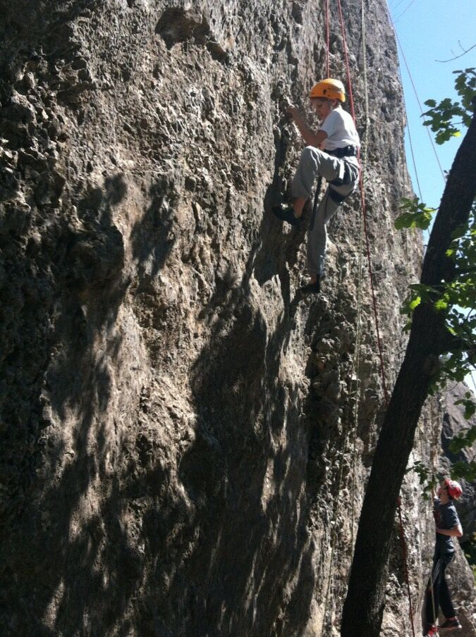 Mon grimpeur