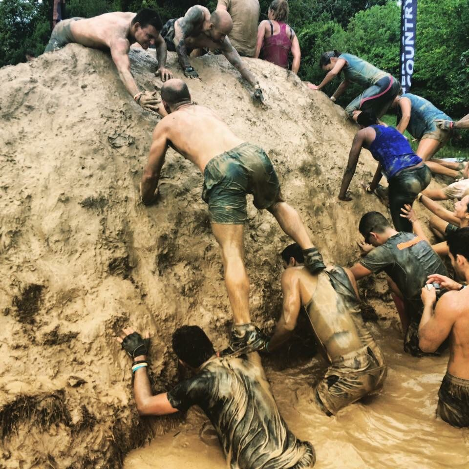 The Mud Day -Levens-