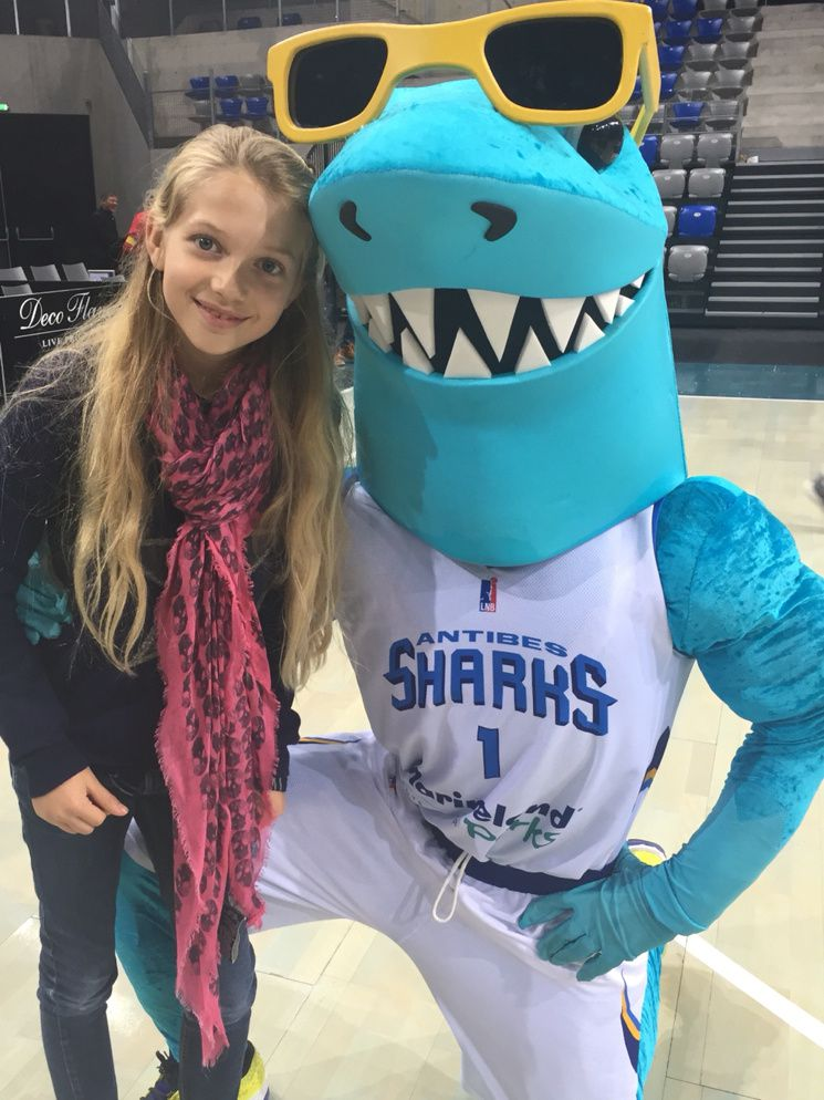 Les Sharks affrontent Nanterre