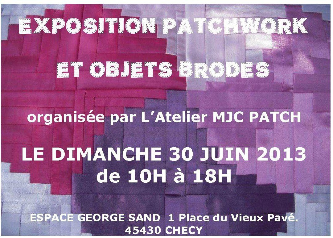 Exposition Checy 30/06/2013