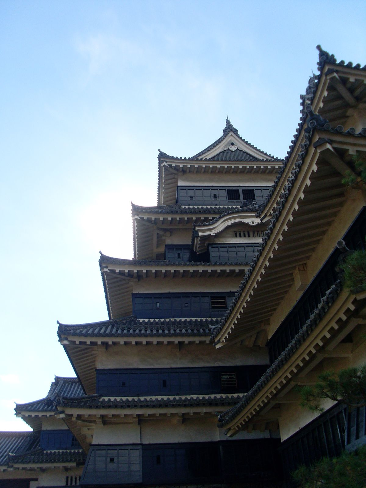 Quelques photos du chateau noir à Matsumoto (Japon)