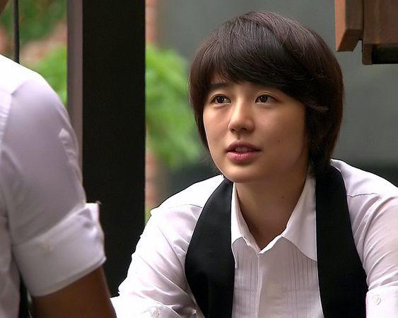 Yoon Eun-Hye dans Coffee prince