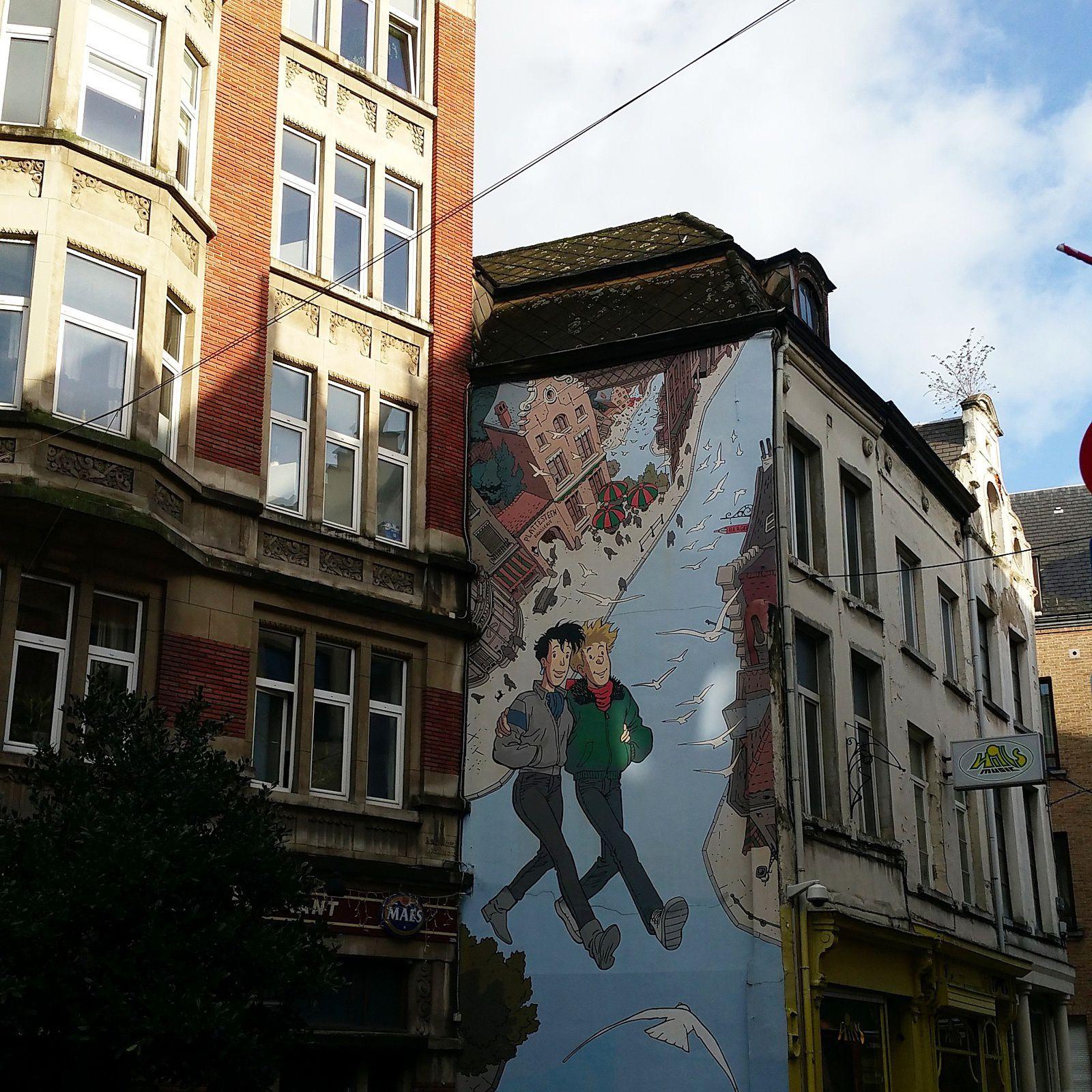 A la découverte de Bruxelles!