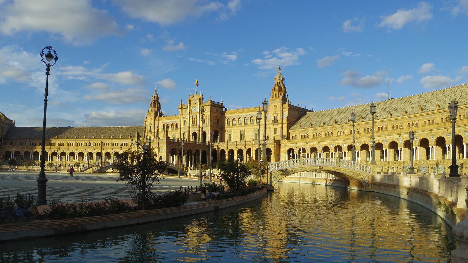 Souvenirs d'Andalousie - Jours 1 et 2: Seville, balade et Réal Alcazar