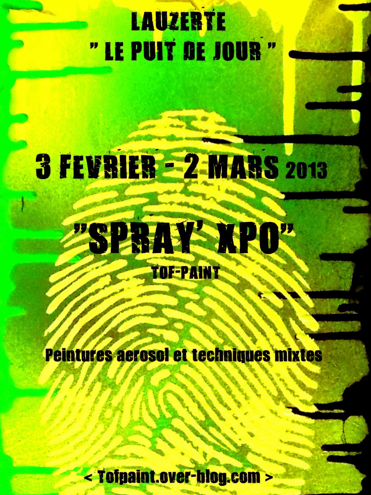 &quot&#x3B; SPRAY' XPO &quot&#x3B;