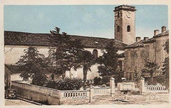 Astaffort, charmant petit village à côté d'Agen où réside aussi Francis Cabrel
