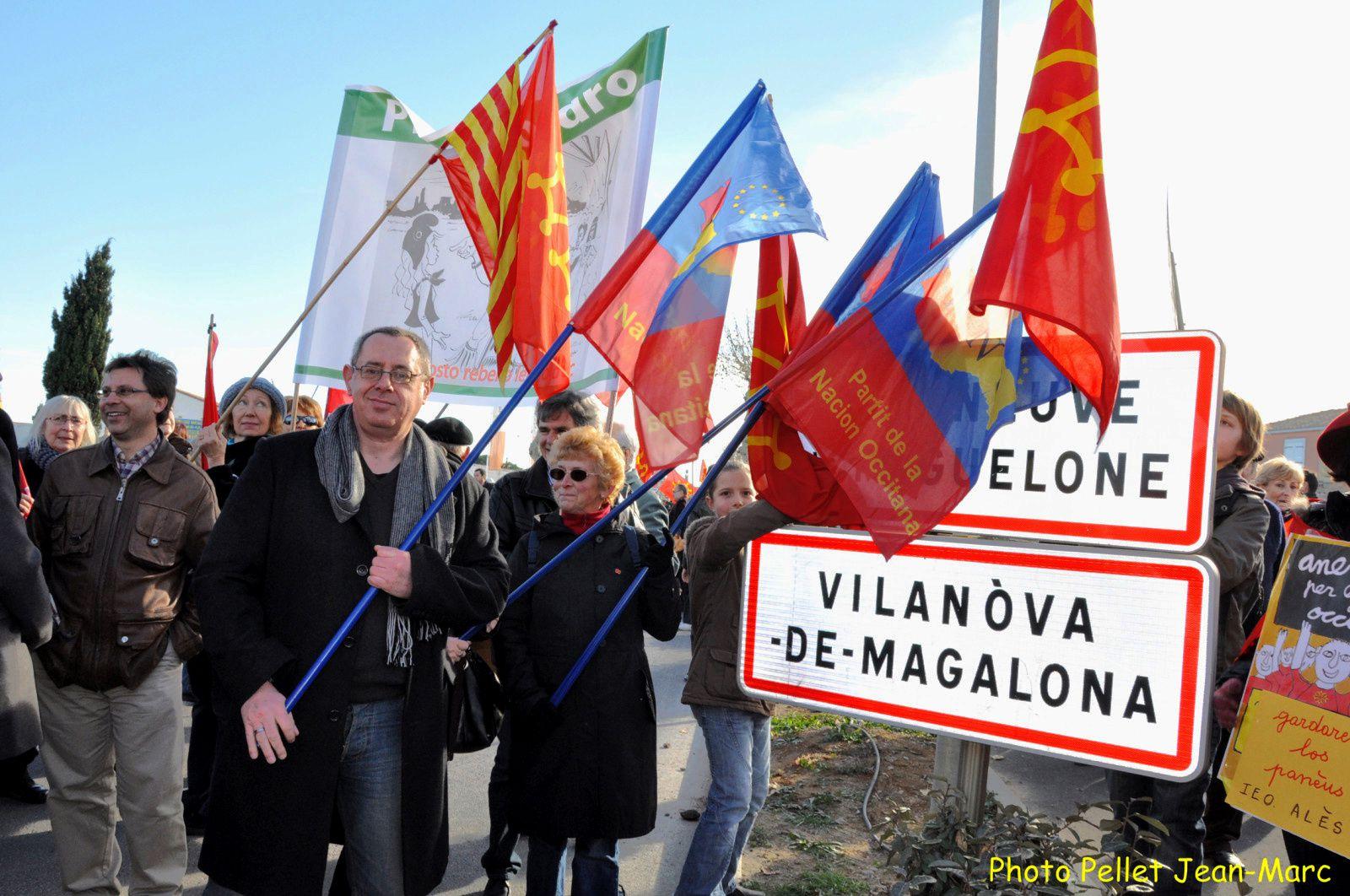 Le PNO à Vilanova de Magalona