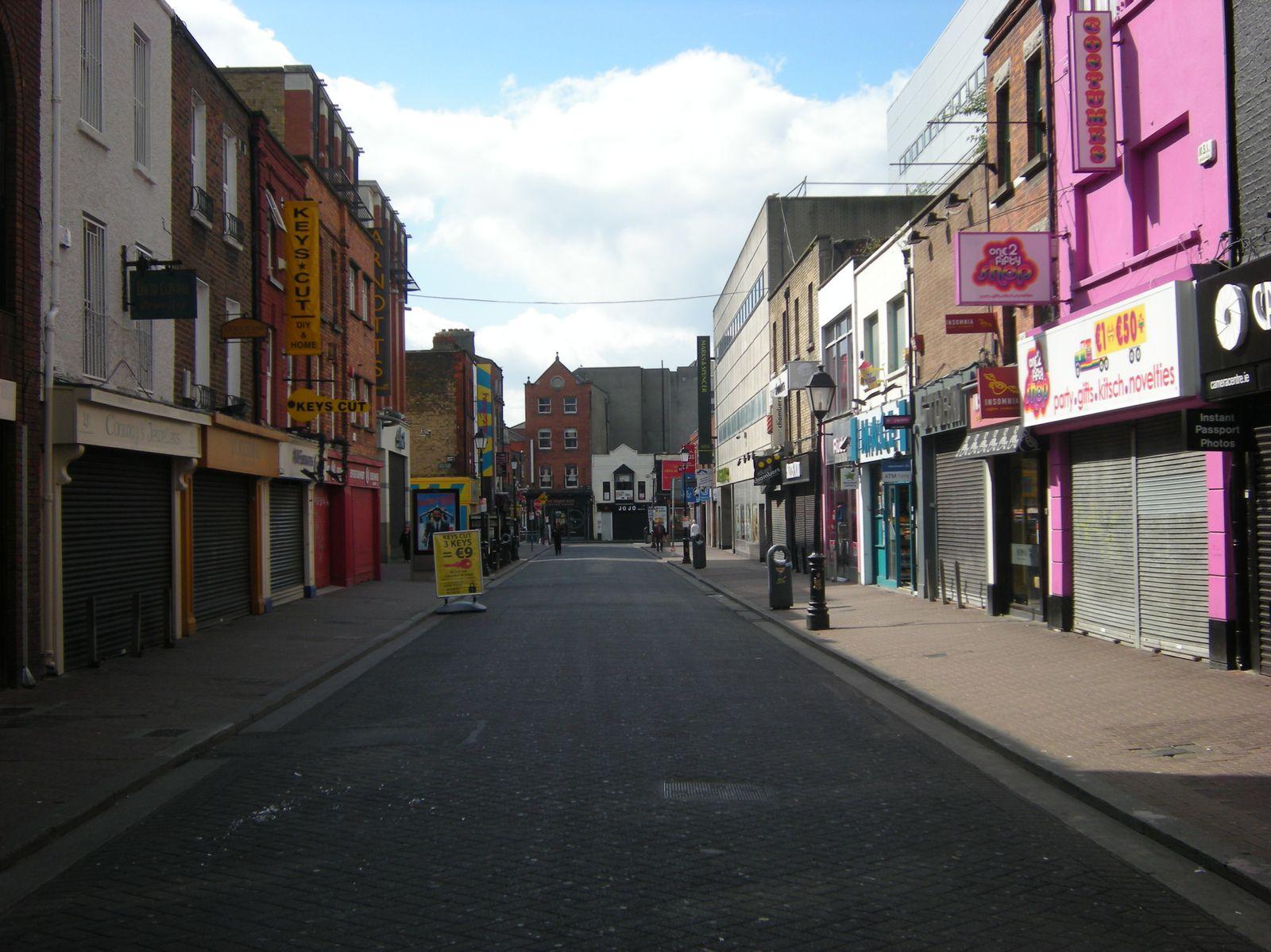 Dublin, le cadre