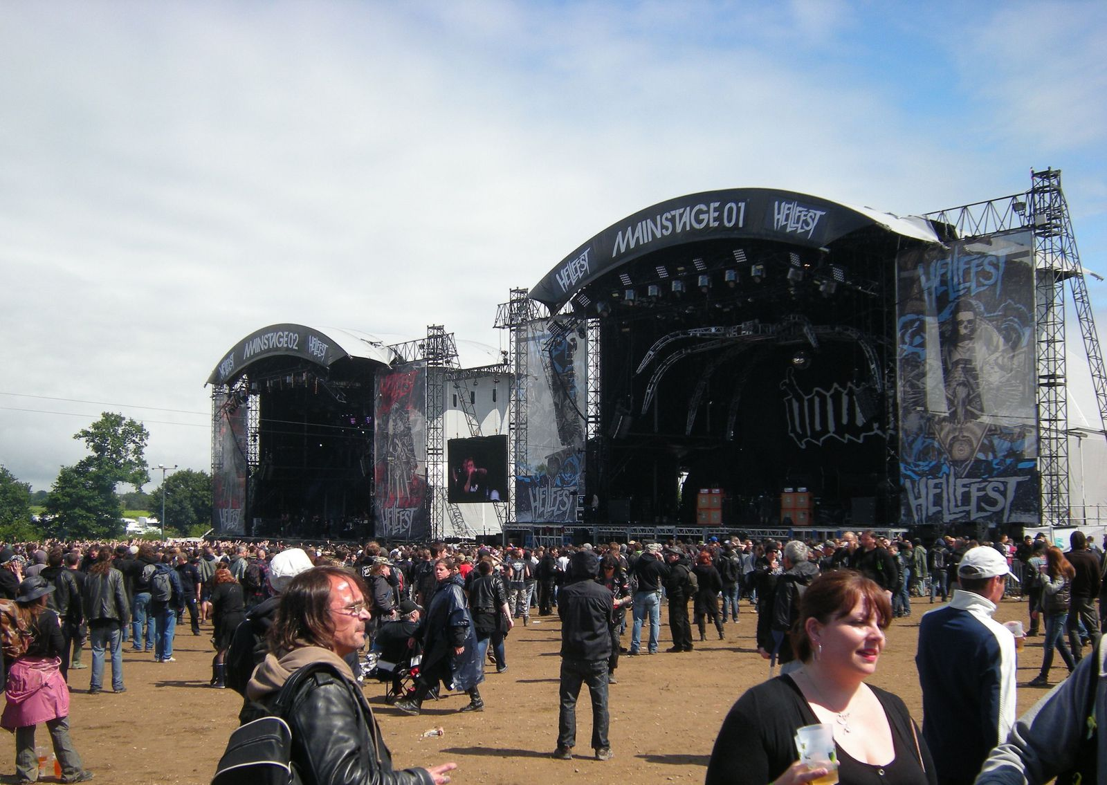 Hellfest 2013, you're bewitched