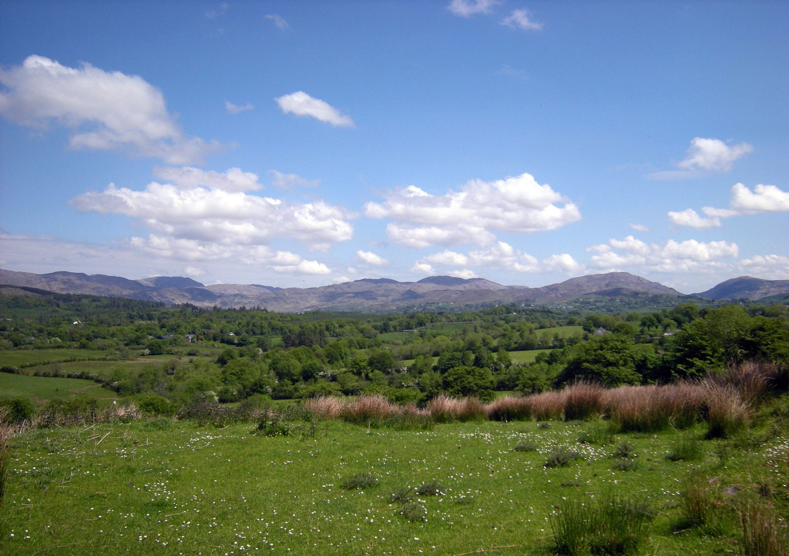 Donegal, Bluestack mountains, Lough Eske