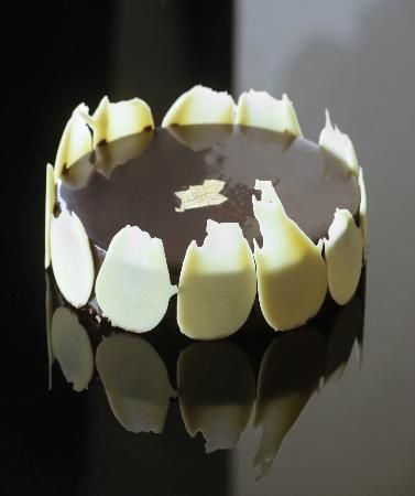 Rocher Caramel de Jean-Michel LLorca - Angel's Kitchen