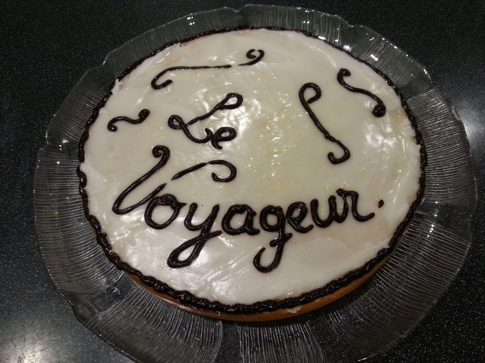 Le Voyageur - Angel's Kitchen