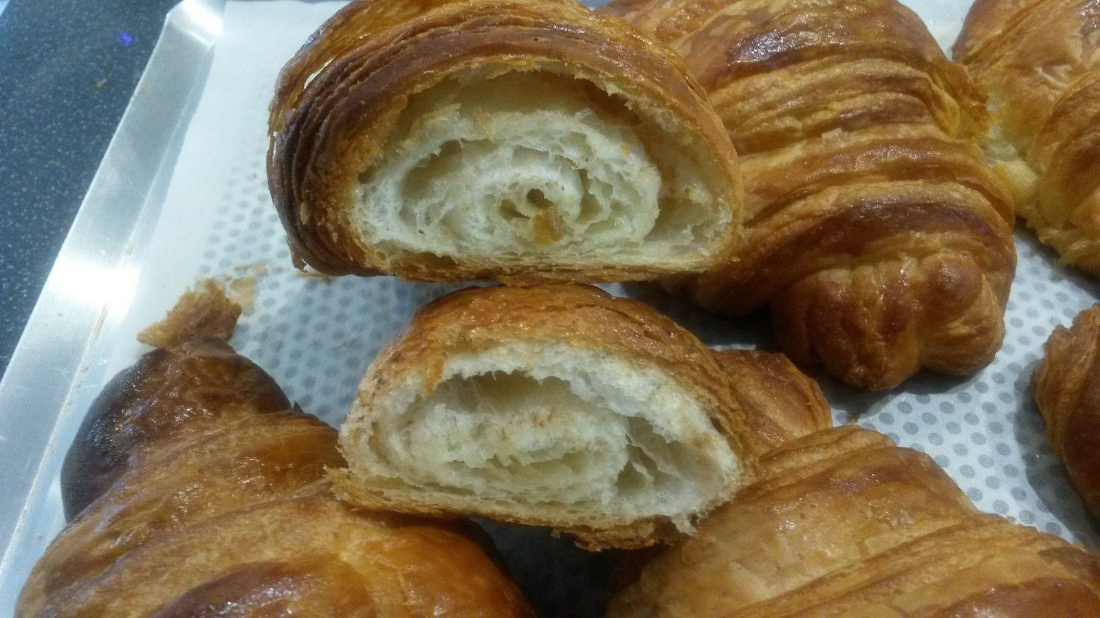 PLF Croissants et Pains au chocolat