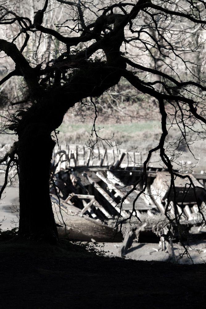 Cimetière du Bono - Bretagne sud - panoramique virtuel