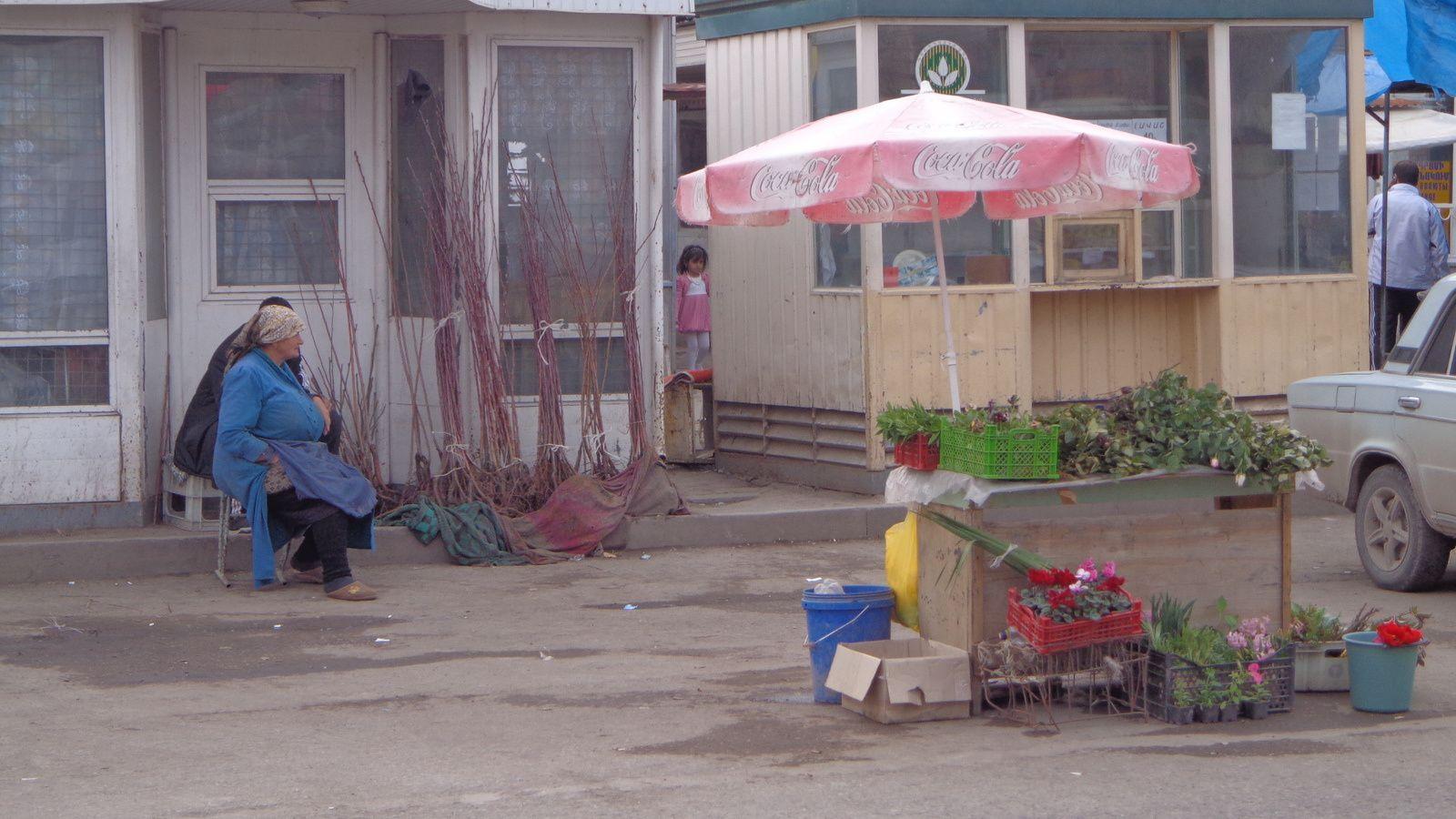 Gyumri, le 21 avril - 1e partie
