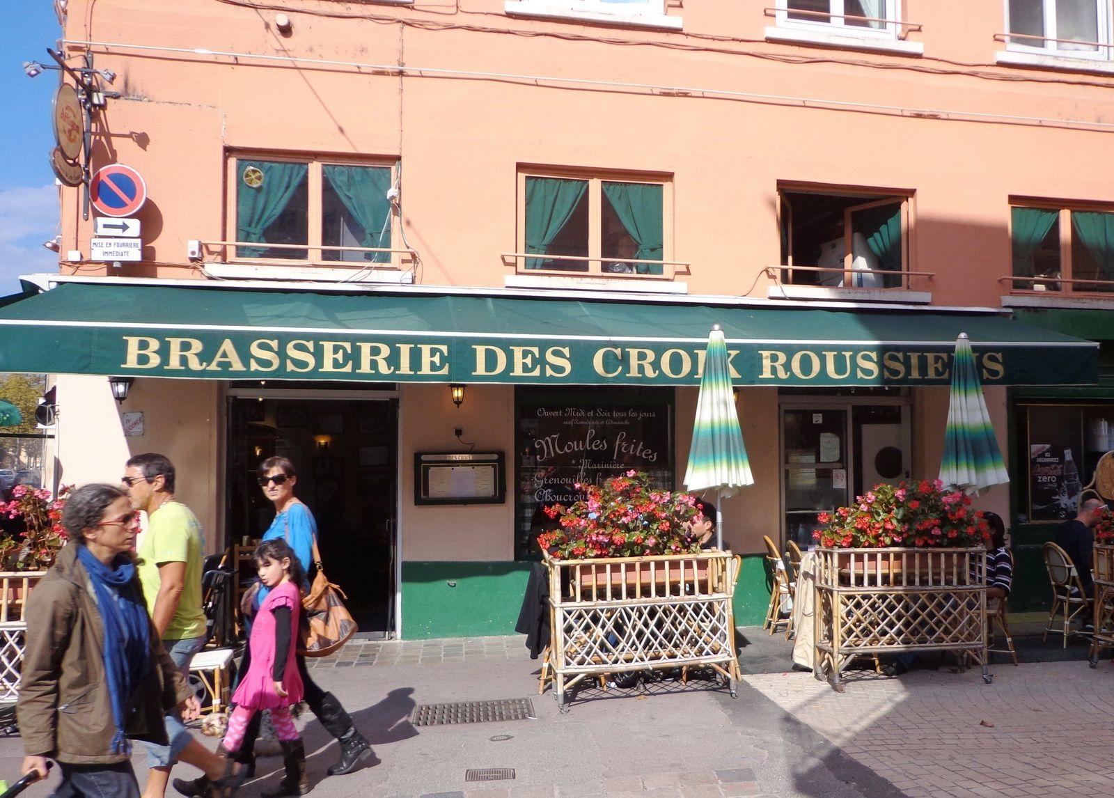 Octobre à la Croix-Rousse...