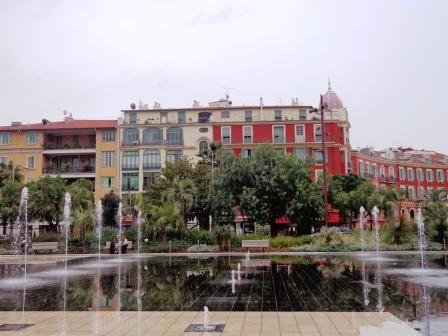 Un jour à Nice
