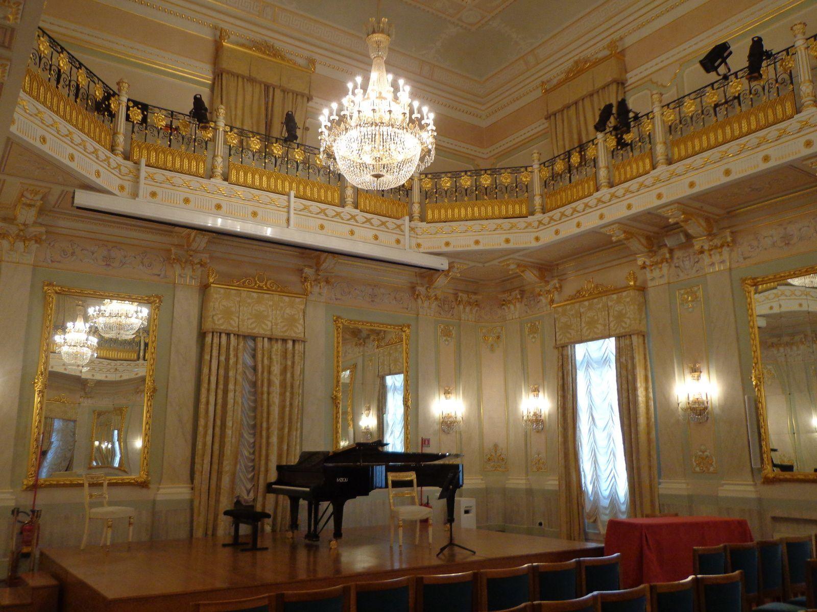 Venise : prélude à La Traviata