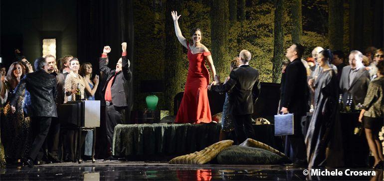 Venise : La Traviata