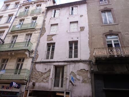 Carcassonne - La bastide Saint-Louis